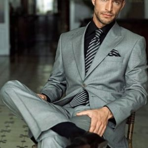 C Anthony Men's Apparel Suits Classic Suit 2