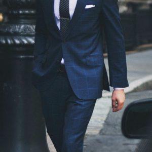 C Anthony Men's Apparel Suits Classic Suit 5