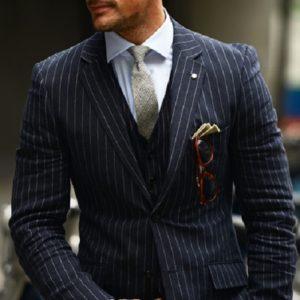 C Anthony Men's Apparel Suits Classic Suit 6