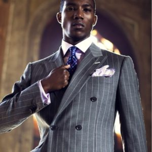 C Anthony Men's Apparel Suits - Double Breasted Suits