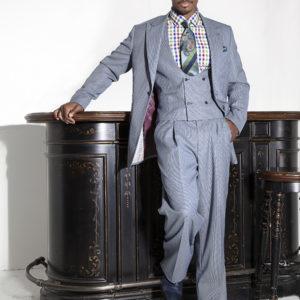 C Anthony Men's Apparel Suits High Fashion Suit 1