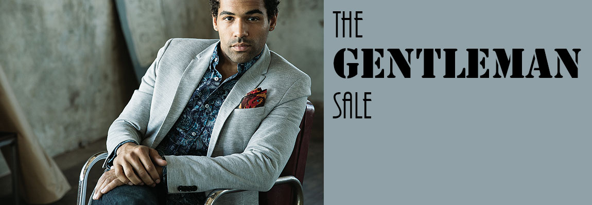 The Gentleman Sale